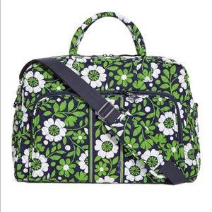 Vera Bradley lucky you weekender bag
